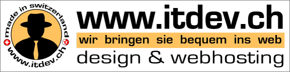 design and hosting by itdev.ch