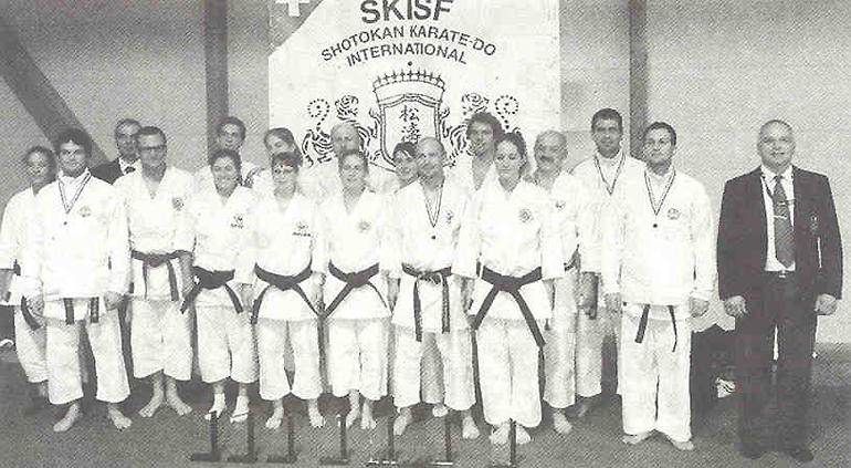 SM Schotokan Karate-Do International in Aesch